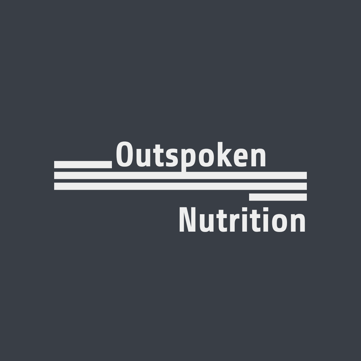Outspoken Nutrition